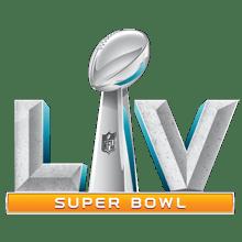 Super Bowl LV logo